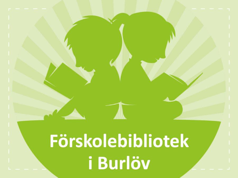 Förskolebibliotek i Burlöv