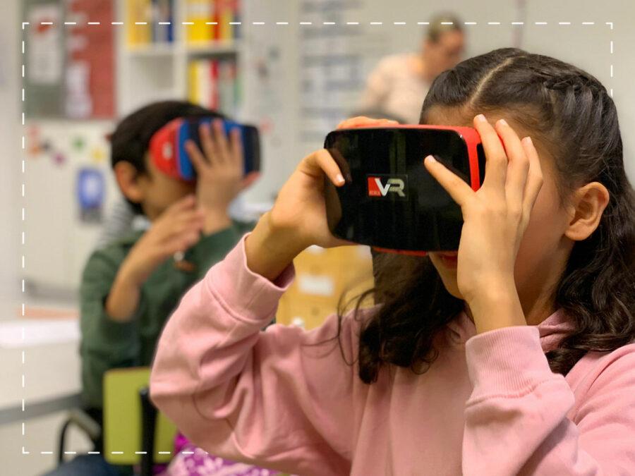 VR på vetenskaplig grund